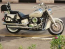 Yamaha Drag Star XVS1100A Classic 2003 - Конь
