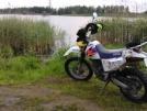 Yamaha TT250R 1996 - Тыртыр :)