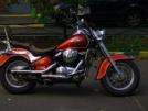 Kawasaki Vulcan VN800 Classic 1998 - Рыжий