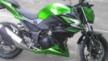 Kawasaki Z250 2014 - зетка