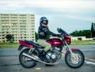 Honda CB400 Super Four 1996 - Черешня