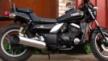 Kawasaki EL250 Eliminator 1997 - Черный