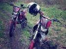 Irbis TTR125 2013 - Болик