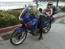 Honda XL650V Transalp 2001 - Хондовка