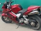 Honda VFR800 V-Tec 2008 - Red:)