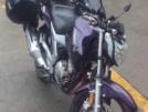 Yamaha YS250 Fazer 2015 - Баклажан
