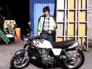 Yamaha SR400 2013 - мотоцикл