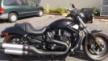 Harley-Davidson VRSCDX Night Rod Special 2008 - Черный