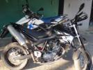 Yamaha XT660X 2006 - Black Betty