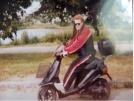 Suzuki Address V100 1998 - Суза