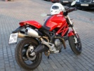 Ducati Monster 696 2012 - Жучок