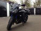 Yamaha FZ8 2014 - Привет!