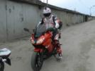 Kawasaki ER-6f 2011 - Карамелька