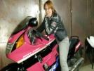 Honda CBR1000F 1992 - Мустанг