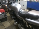 Honda CB750F 2001 - серый