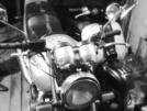 Honda CB400 Super Four 1992 - рядник
