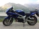 Suzuki SV650S 1999 - эсвэшка