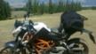 KTM 390 Duke 2014 - Зажигалочка