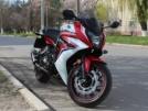 Honda CBR650F 2014 - Эфф