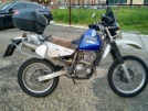 Suzuki Djebel 250XC 2000 - Джебель