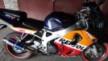 Honda CBR919RR Fireblade 1999 - фаер