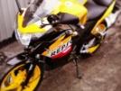 Honda CBR125R 2014 - Пчелка