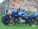 Honda CB500 2000 - Сиба