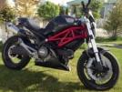 Ducati Monster 696 2009 - Зверюга
