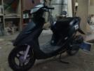 Honda Dio 2010 - Дырчик