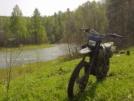 Irbis TTR250 2012 - козлик