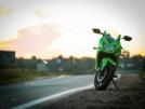 Kawasaki 250R Ninja 2011 - Кавушка