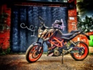 KTM 390 Duke 2012 - Ктм