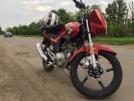 Yamaha YBR125 2013 - ЕБРР