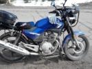 Yamaha YBR125 2012 - Полукрыс