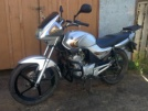 Yamaha YBR125 2009 - Крот