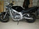 Suzuki GS500E 2001 - мотоцикл