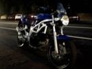 Suzuki SV650 2000 - мотоцикц