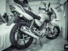 Yamaha YBR125 2013 - пуля
