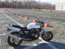 Honda CB400 Super Four 1996 - Снежок