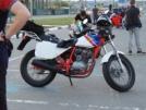 Honda FTR223 2001 - Трофейный