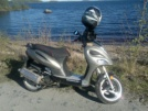 Baltmotors Hiker 125 DD Sport 2013 - Табурет