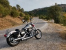 Harley-Davidson FXDB Street Bob 2006 - Бобик