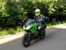Kawasaki ER-6f 2010 - Ёрш