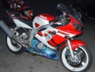 Yamaha YZF-R6 2000 - Ямаша)