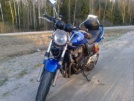 Honda CB400 Super Four 2002 - Моцик
