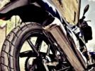 Yamaha YBR125 2012 - Ангел