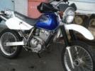 Suzuki Djebel 250XC 2002 - циклоп