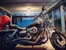 Harley-Davidson FXDF Fat Bob 2008 - боб