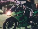 Kawasaki 250R Ninja 2011 - Таракан