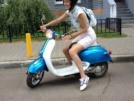 Honda Giorno AF24 2005 - Кнопка